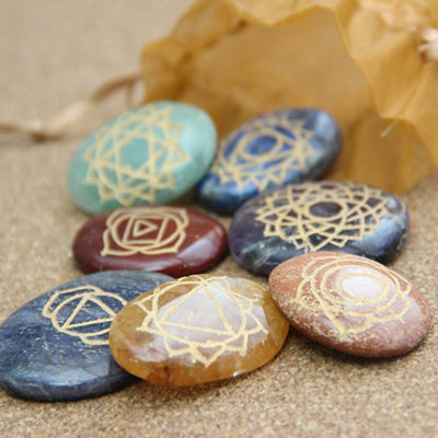 All About You centre, Online store, Chakra Small Stone Set, Hong Kong