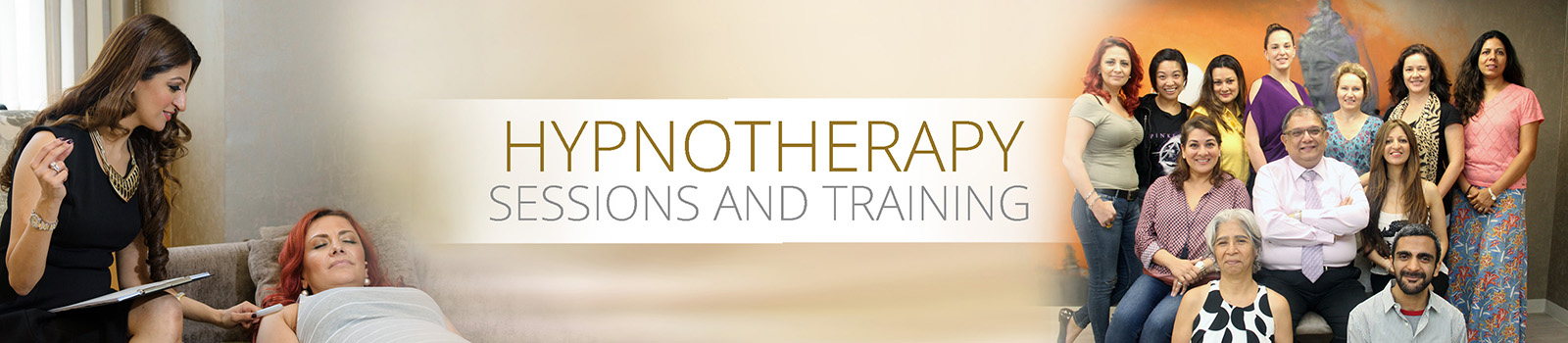 Hypnotherapy Sessions and Training