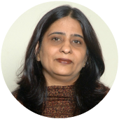 Kirti Bakshi - Counsellor, Psychotherapist and Corporate Trainer