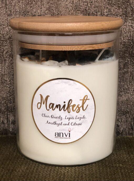 Anvi Candle Manifest
